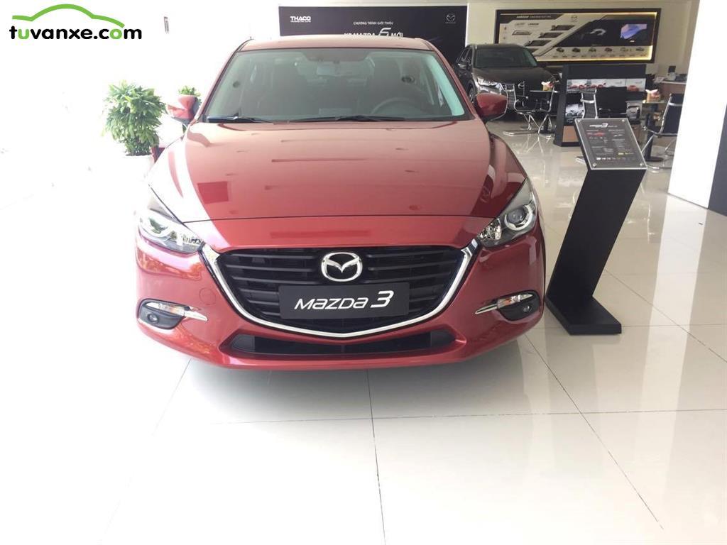 xe Bán Mazda 3 1.5 sedan 2018