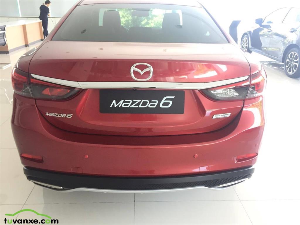 Mazda 6 2.0 Premium 2018