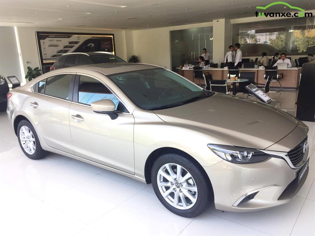 xe Bán Mazda 6 2.0 2018