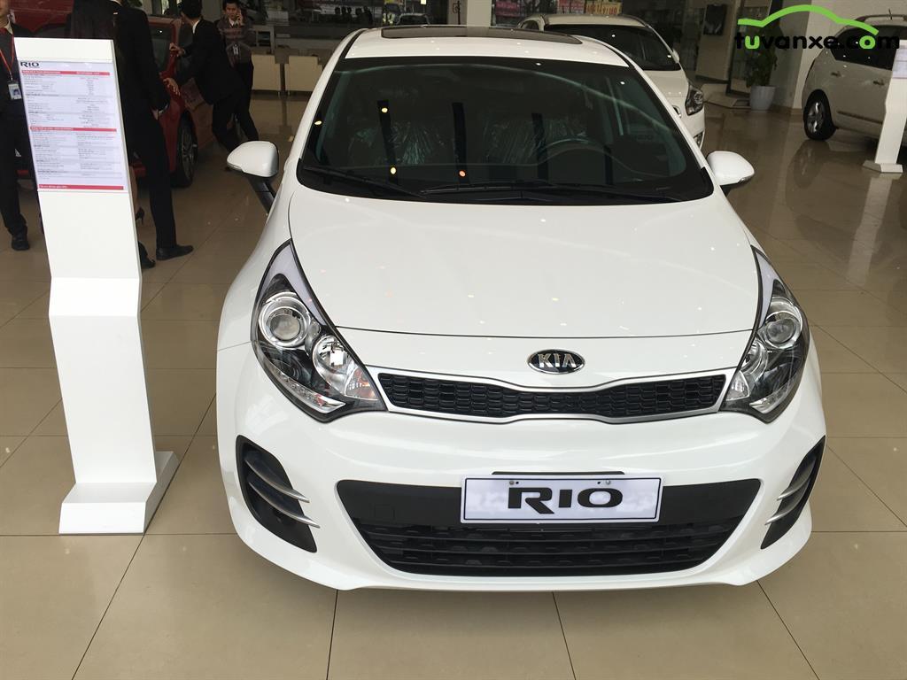 xe Bán Kia Rio 1.4 Hatchback 2016