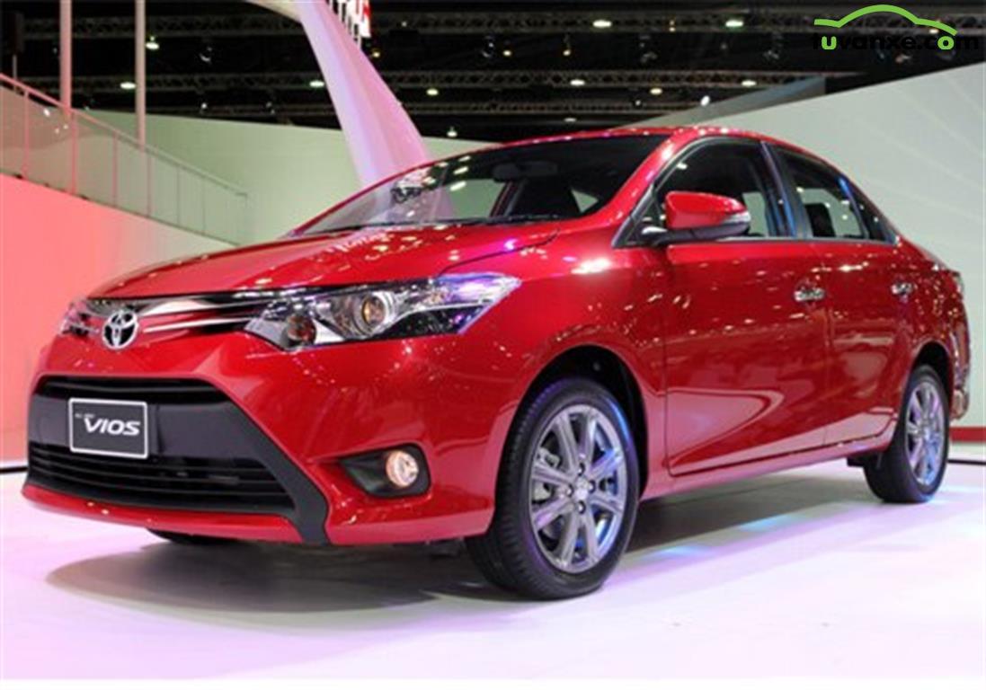 Toyota Vios G 2015