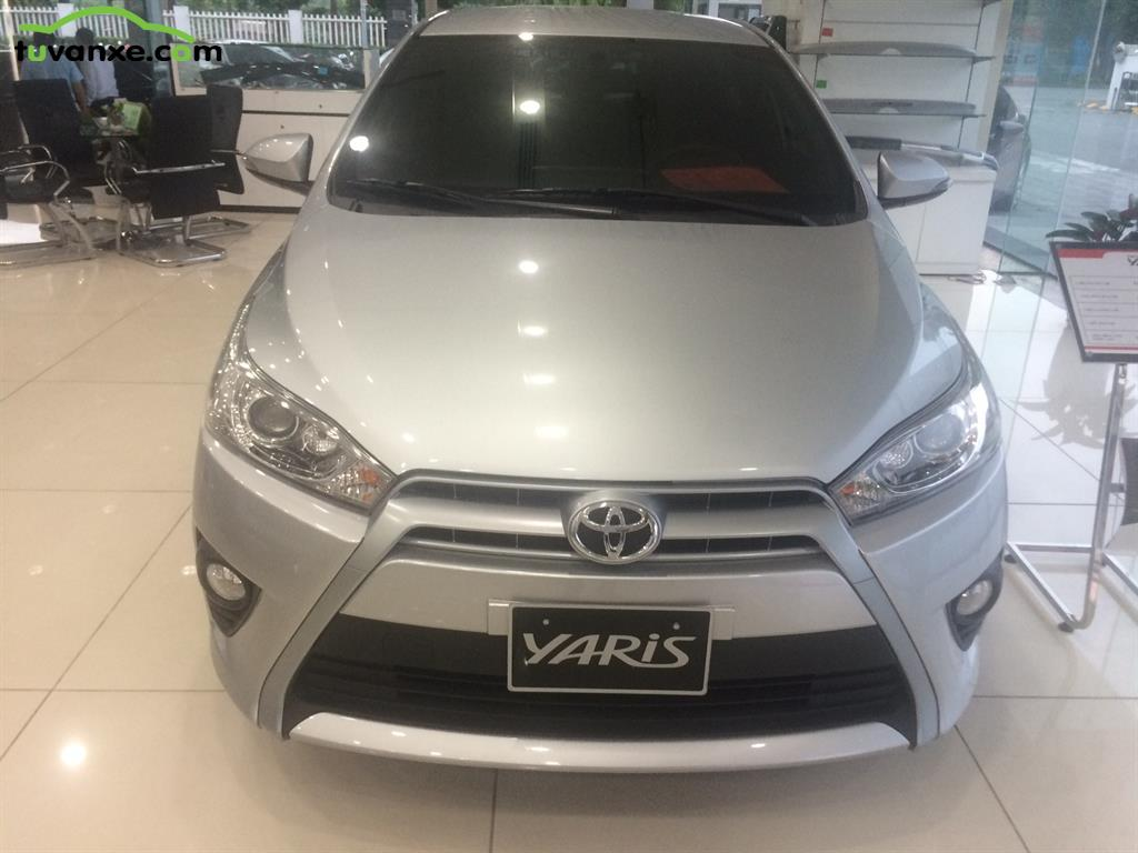 xe Bán Toyota Yaris G 2015