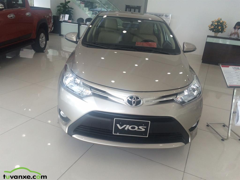Toyota Vios E 2015
