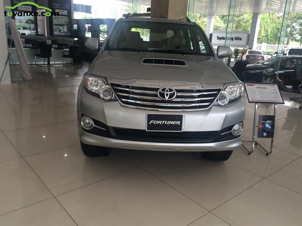 xe Bán Toyota Fortuner 2.5G 2015