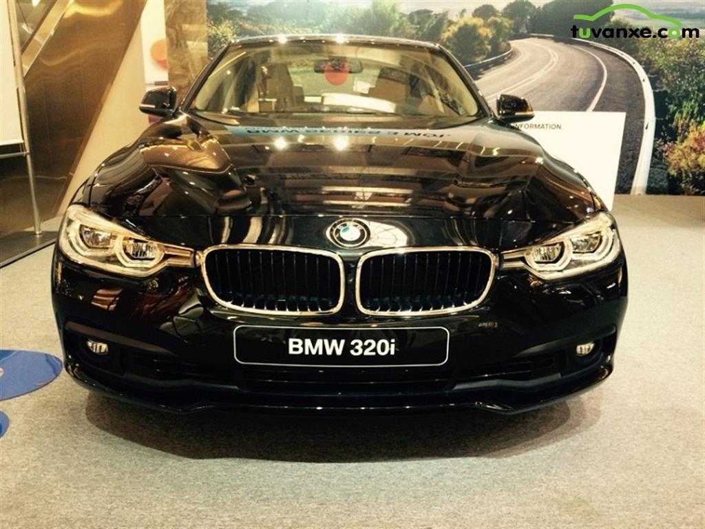 xe Bán BMW 3 Series 320i 2015