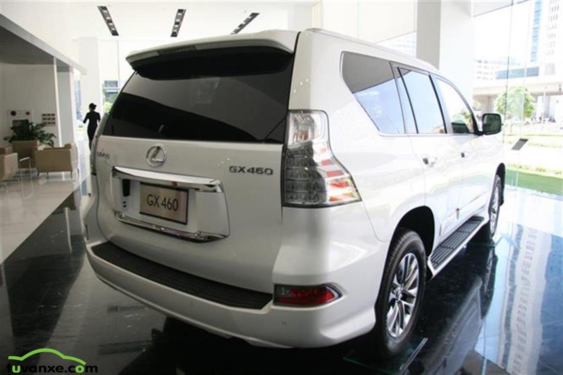 Ban xe Lexus GX 460 2015