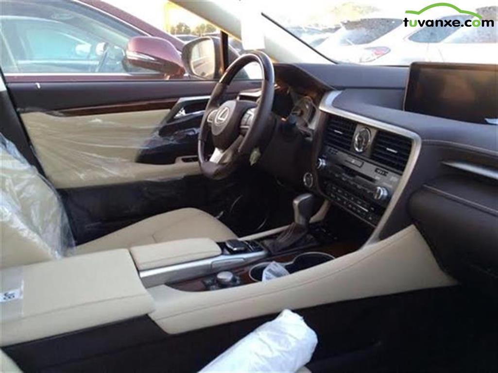 Ban xe Lexus RX 350 2016