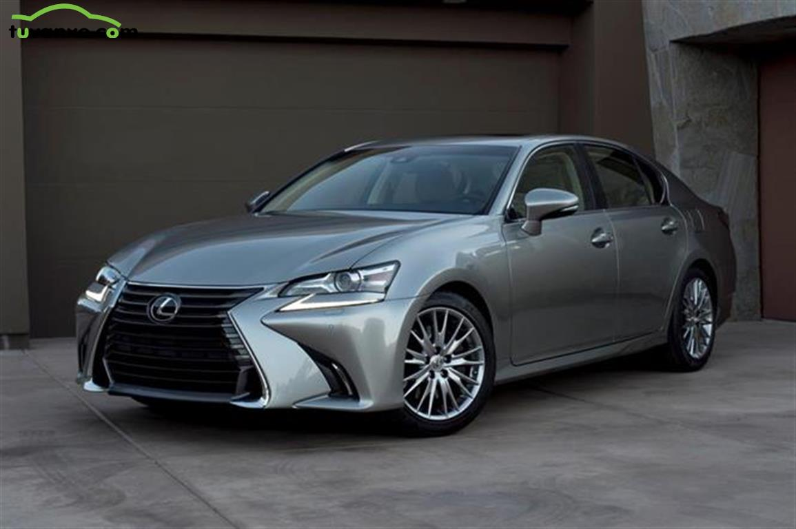 Lexus GS 200t model 2016