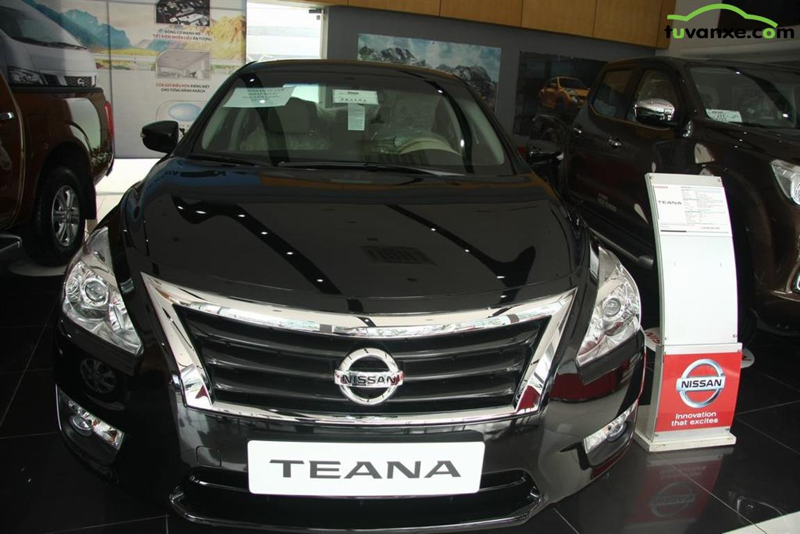 Nissan Teana 2.5 2015