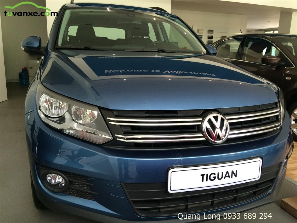 xe Bán Volkswagen Tiguan 2016