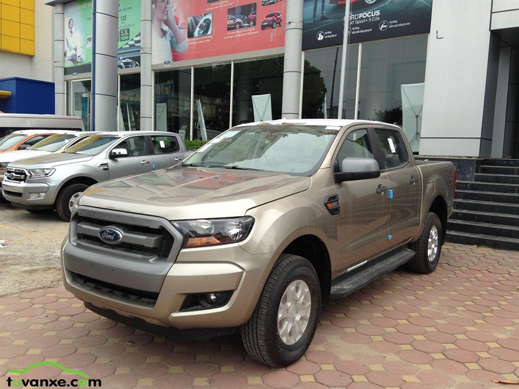 Ford Ranger XLS 2.2 MT 4x2 2017