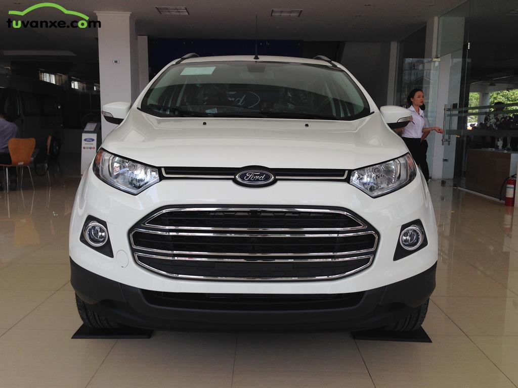 Ford EcoSport 1.5 Titanium 2017