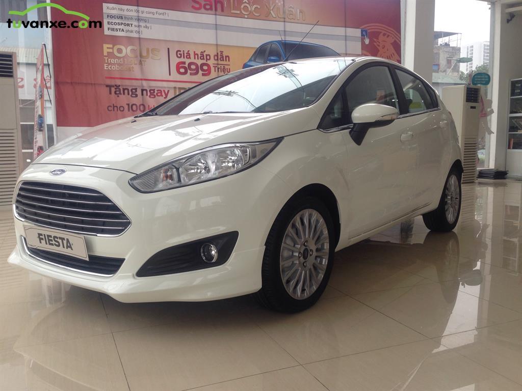 xe Bán Ford Fiesta 1.5 Sport 2016