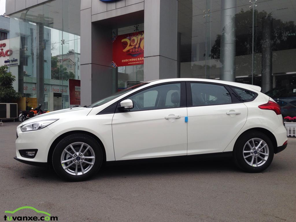 xe Bán Ford Focus 1.5 Trend hatchback 2017