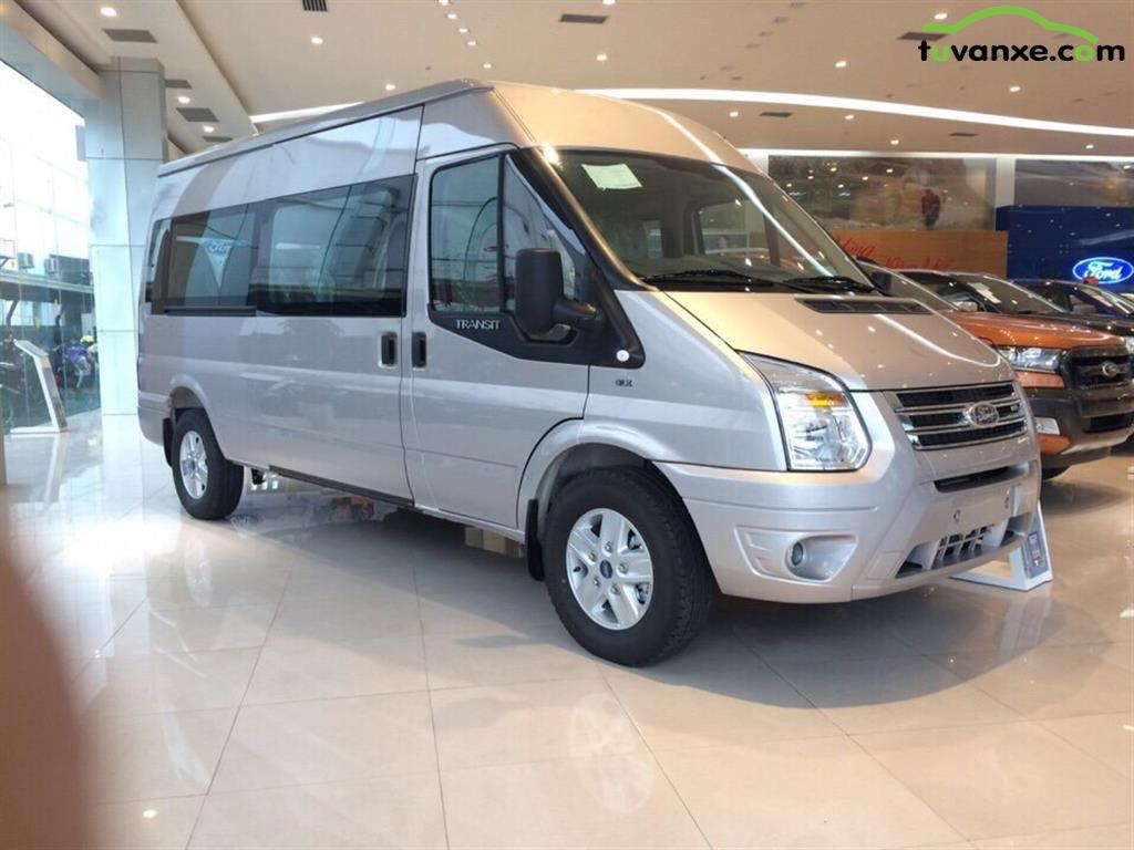 Ban xe Ford Transit Luxury cao cấp