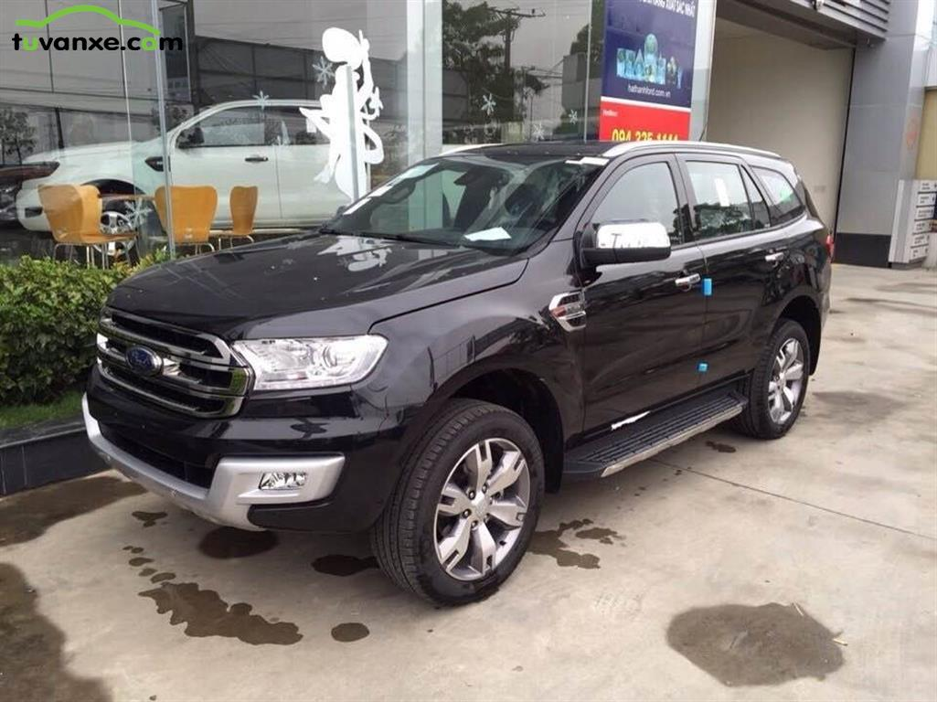 Ford Everest Titanium 2.2 AT 4x2 2017