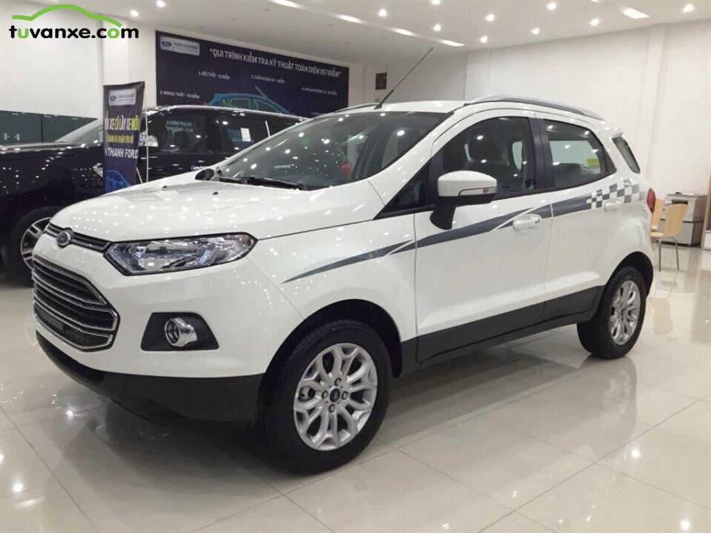 xe Bán Ford EcoSport Titanium 2017