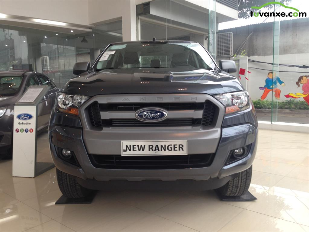 xe Bán Ford Ranger XLS AT 2017