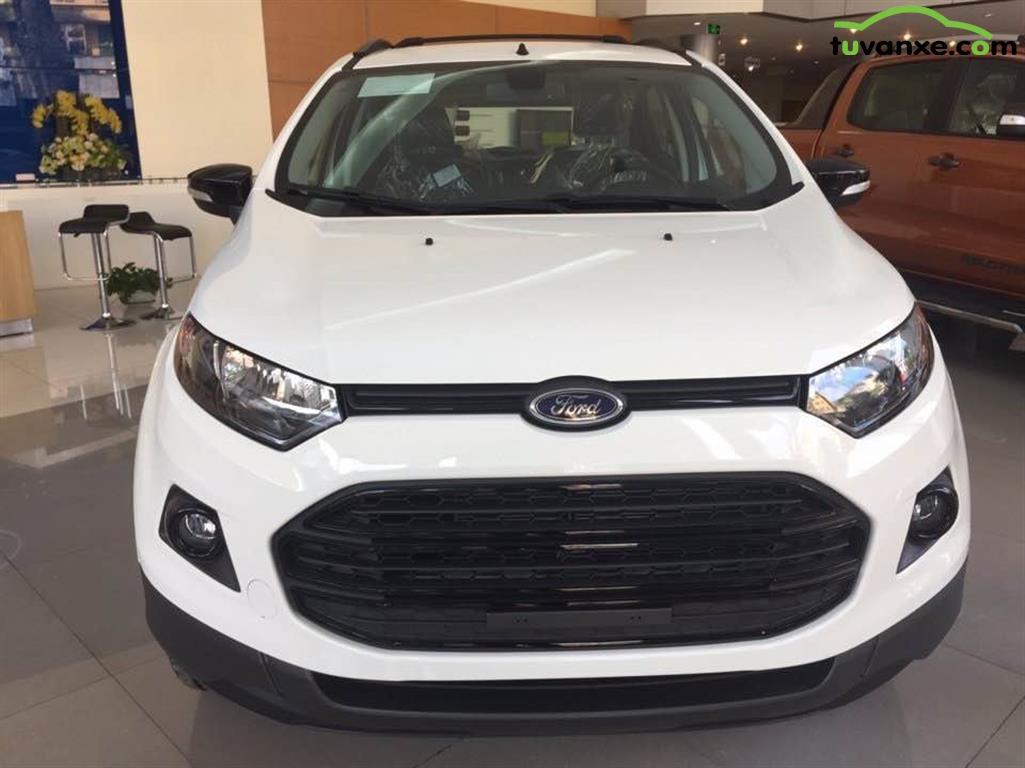 xe Bán Ford EcoSport 1.5 Titanium Black 2017