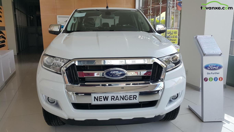 xe Bán Ford Ranger XLT 2017