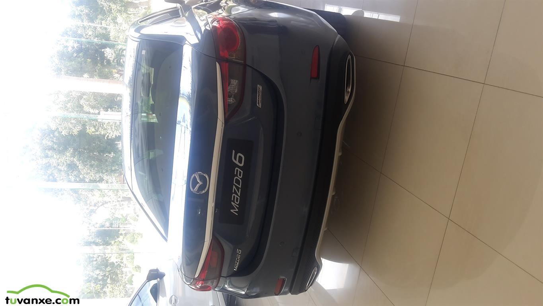 Mazda 6 2.0 2016