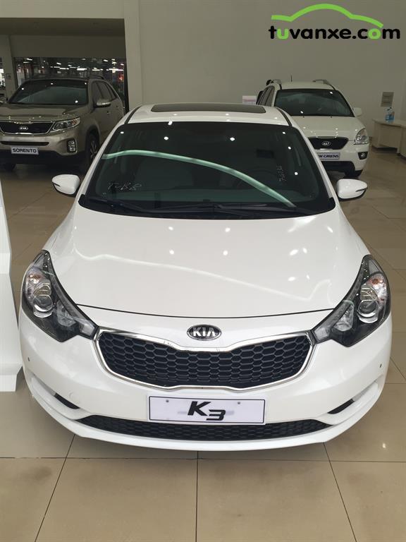 Kia K3 2.0 2016