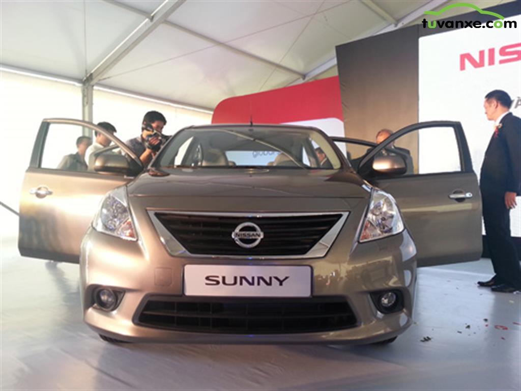 Nissan Sunny XL 2015