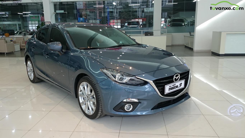 Mazda 3 1.5 sedan 2015
