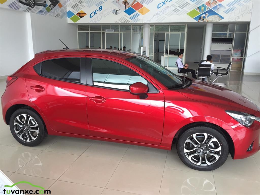 Mazda 2 hatchback 2016
