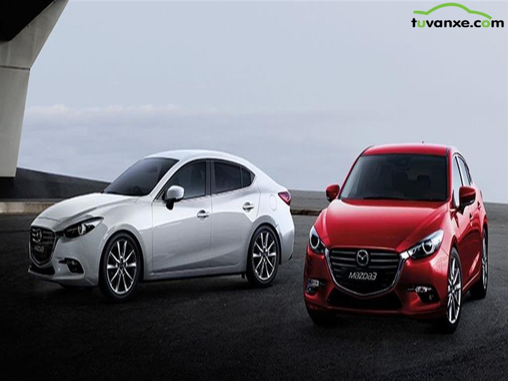 Mazda 3 1.5 sedan 2016