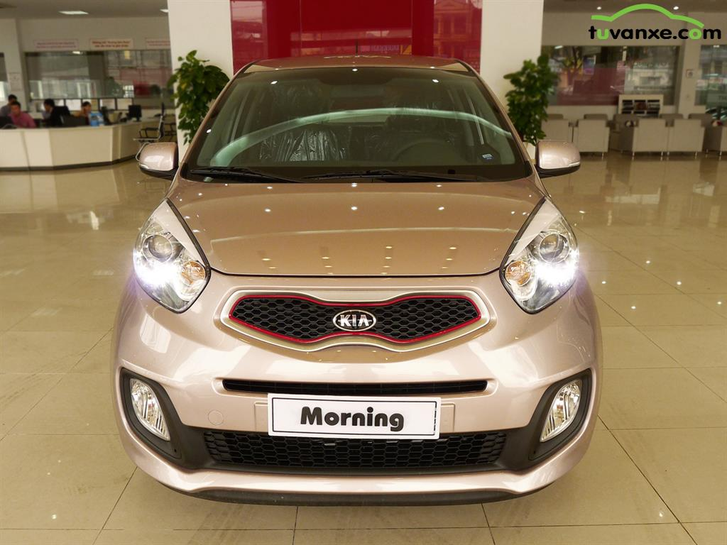 Kia Morning Si AT 2016