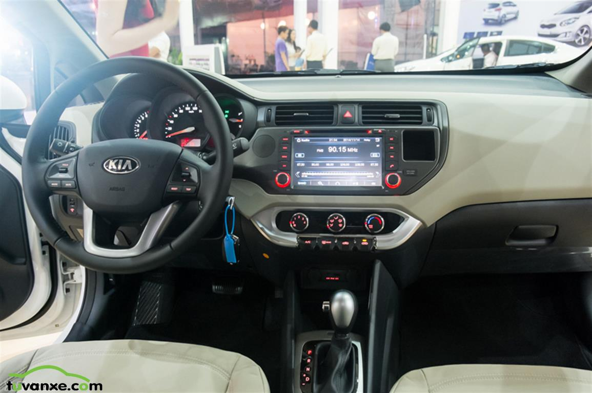 Kia Rio 1.4 AT sedan 2016