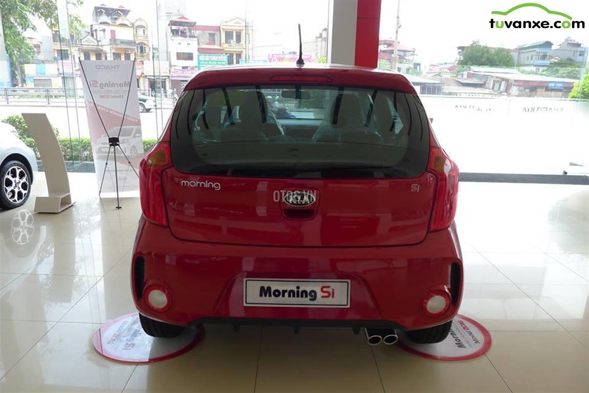 Ban xe Kia Morning