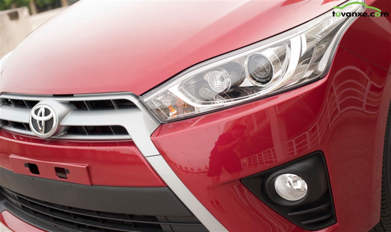 xe Bán Toyota Yaris 1.5E CVT model 2017