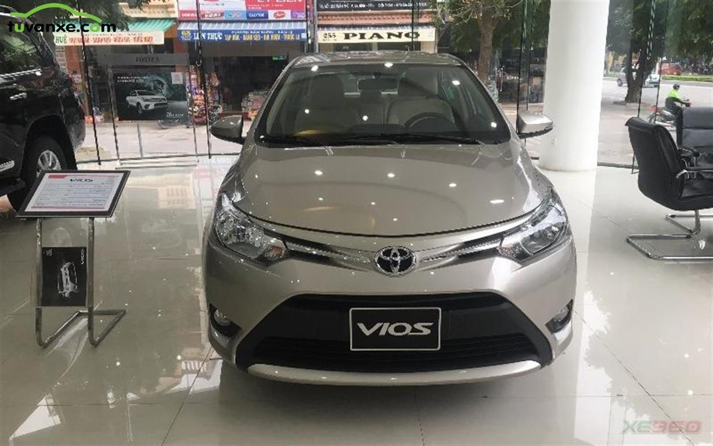 xe Bán Toyota Yaris 1.5G CVT model 2017