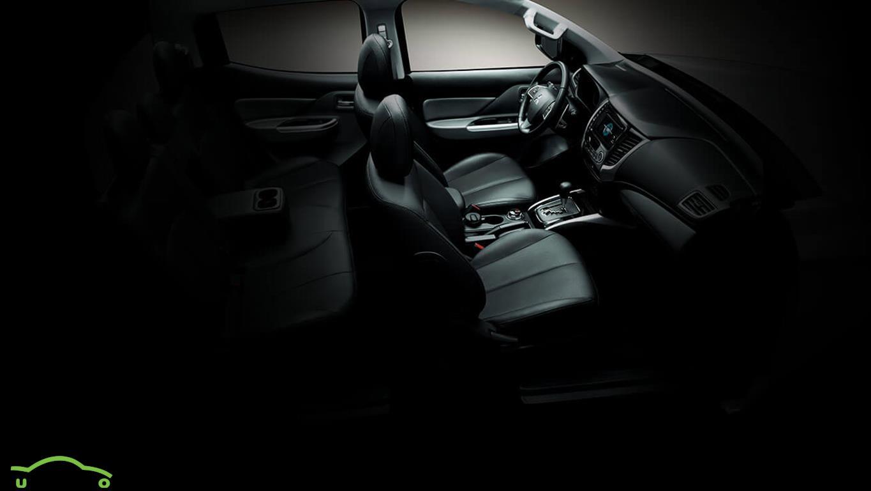 Mitsubishi Triton 4x2 MT 2016