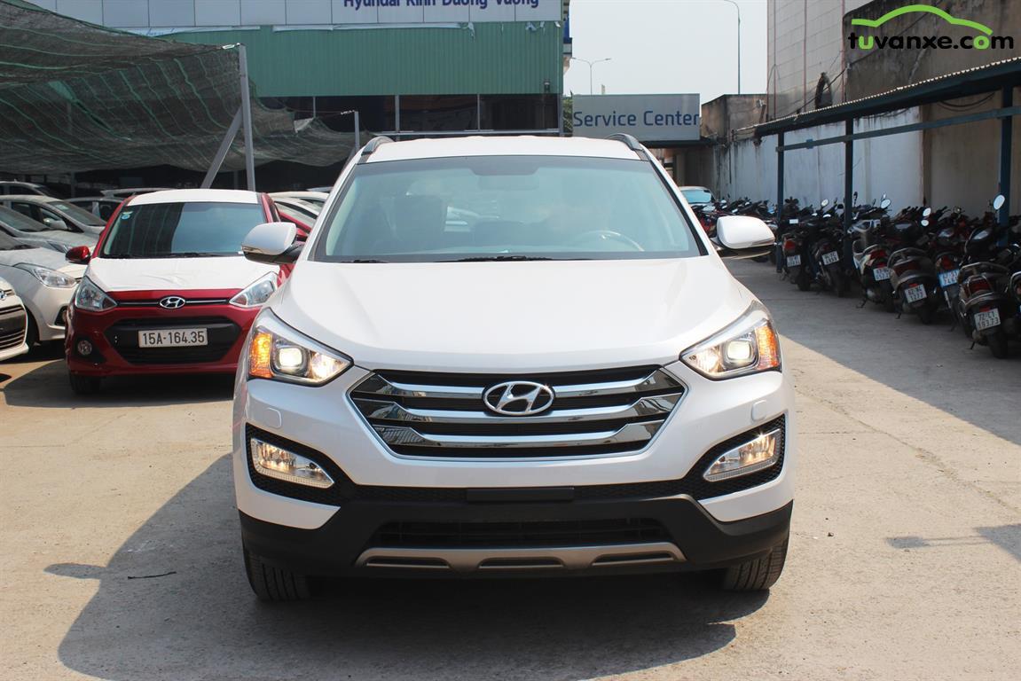 Hyundai SantaFe 2.2 4WD 2015