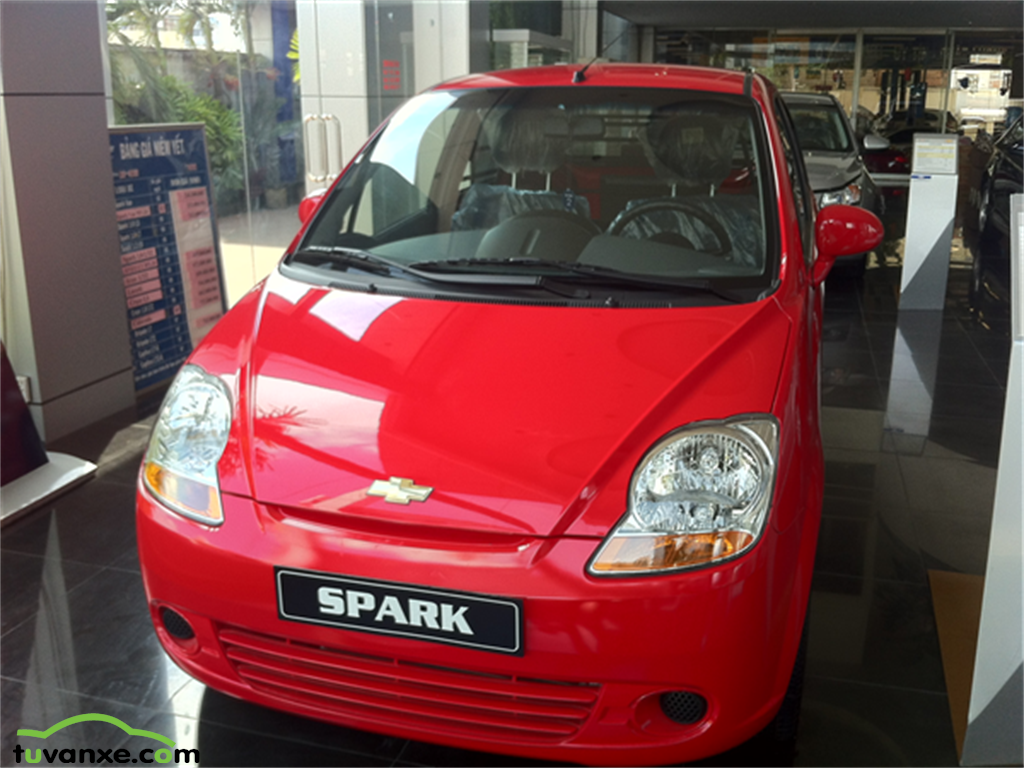 Chevrolet Spark Van 2015