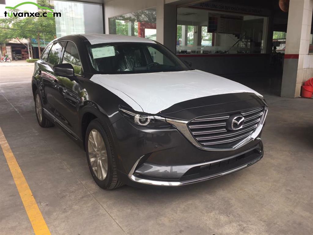 Mazda CX-9 2.5 2016