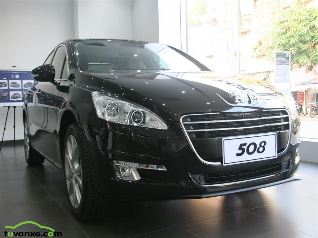 Ban Peugeot 508 2015