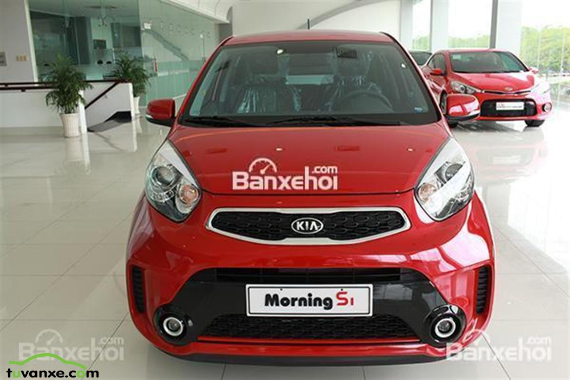 Kia Morning 1.0 MT 2016