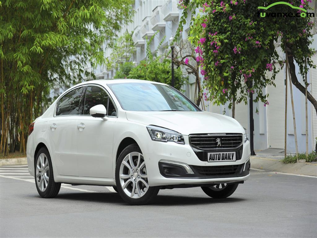 Peugeot 508 2016