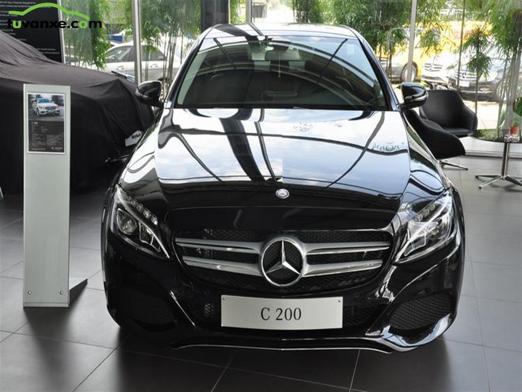 Mercedes-Benz C-Class C200 2017