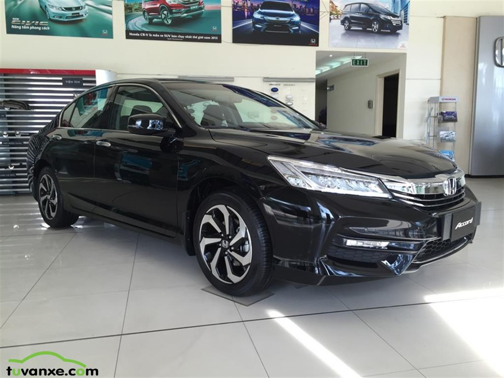 Honda Accord 2.4 2015