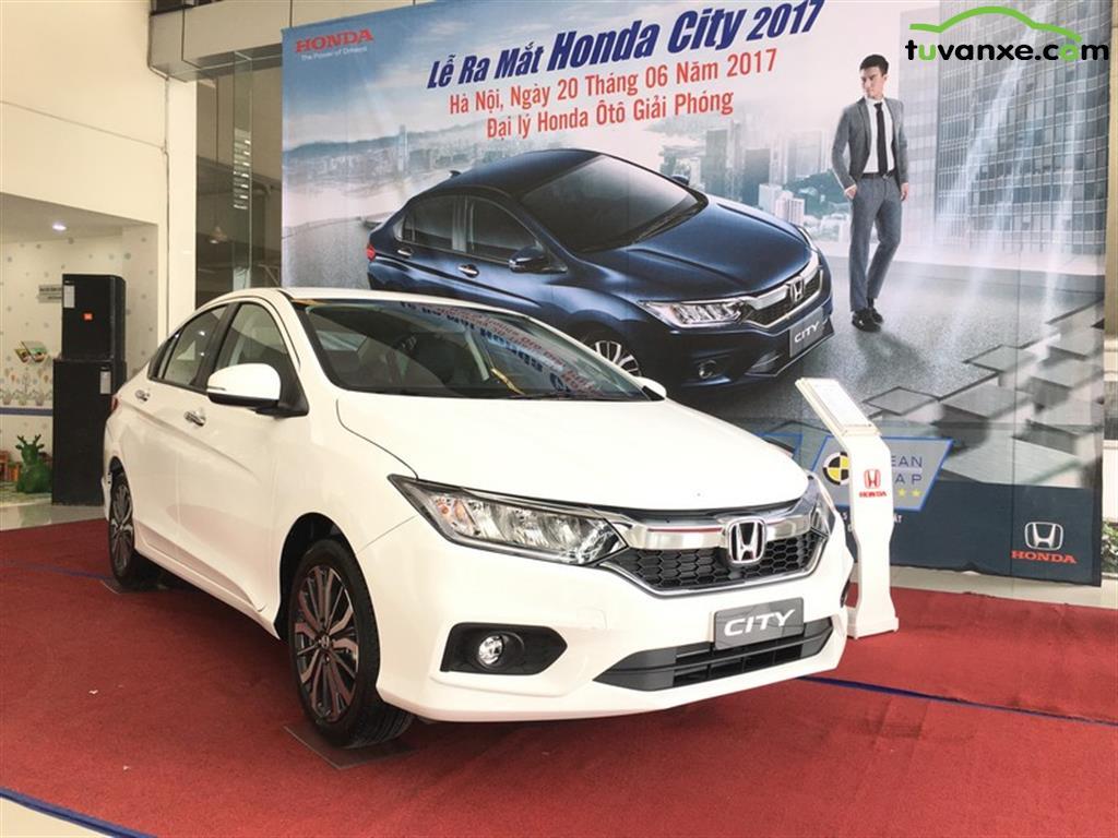 Honda City 1.5 CVT model 2016