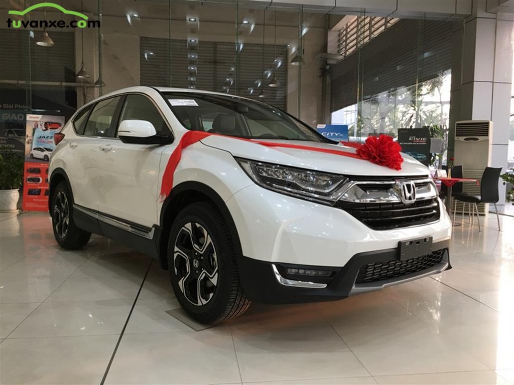 Honda CRV 2.4 2016