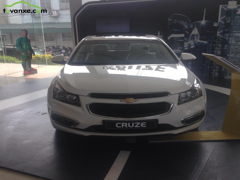Chevrolet Cruze LTZ model 2016
