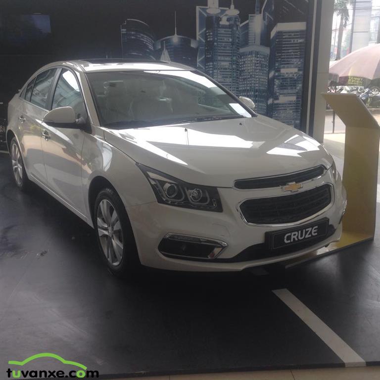 Ban xe Chevrolet Cruze