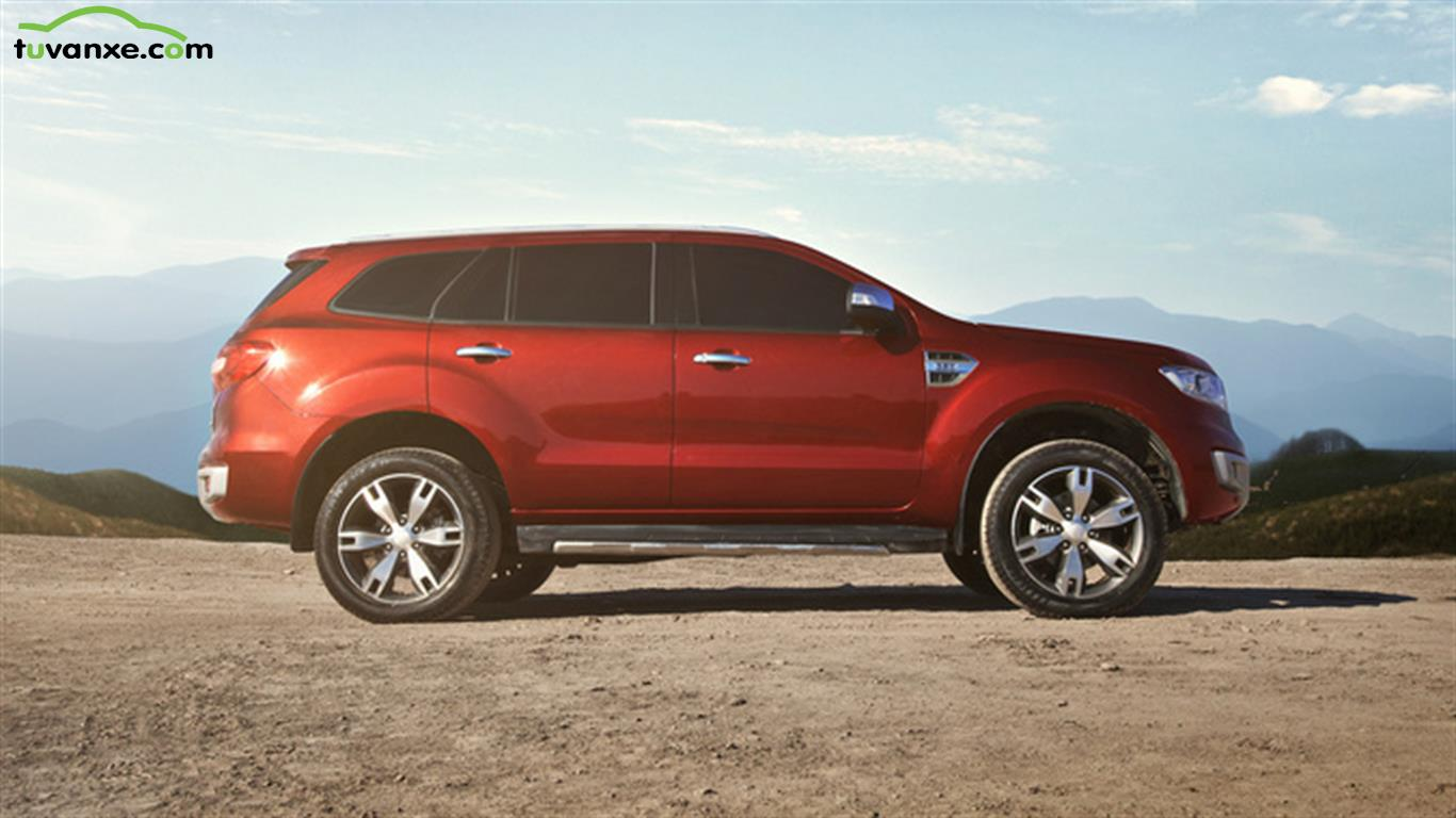 Ford Everest Titanium 3.2 2016