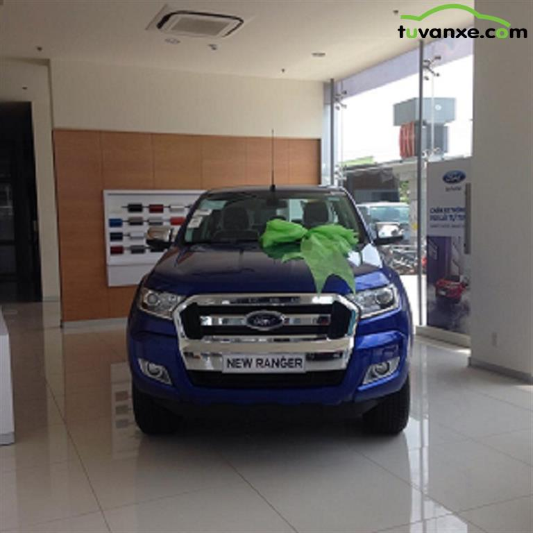 Ford Ranger XLS 2.2 MT 4x2 model 2016